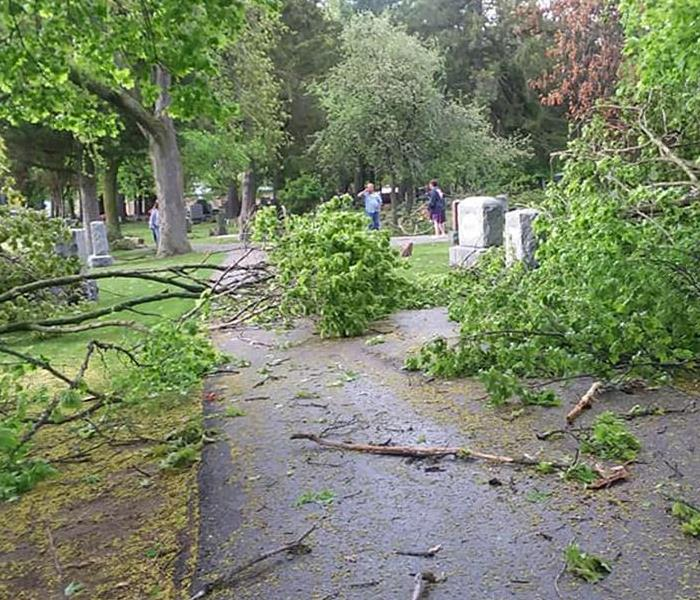 Storm Damage Storm Damage Restoration Requires Experienced Professionals