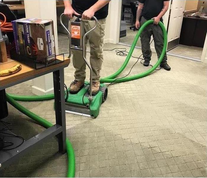 Why SERVPRO Understanding How SERVPRO of Chattanooga Cleans Up Water Damage Cleanup