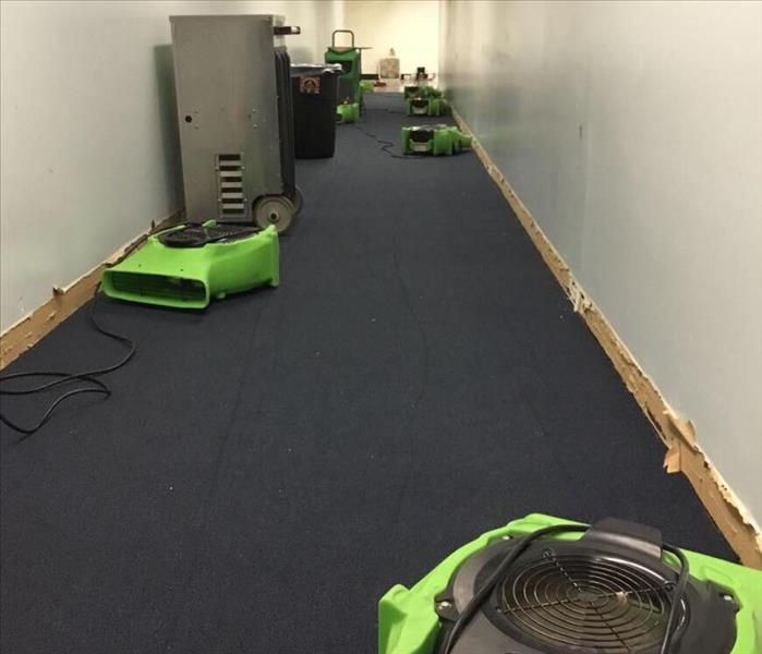 Commercial SERVPRO of Chattanooga Helps a Local Chattanooga School After Water Damage Strikes
