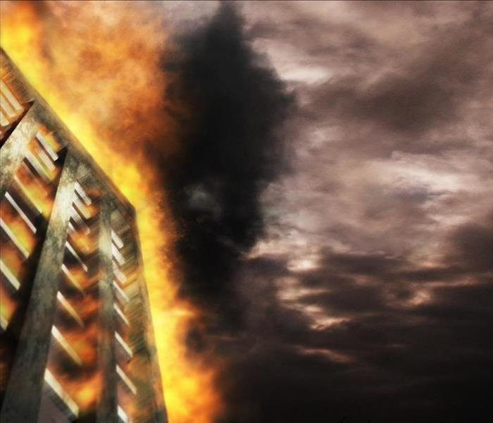 Commercial Home And Commercial Fire Damage Restoration in Chattanooga Should Be Left To Professionals