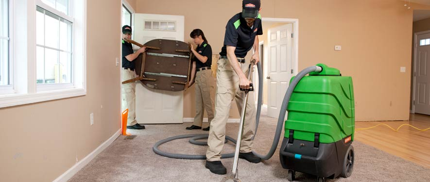 Chattanooga, TN residential restoration cleaning